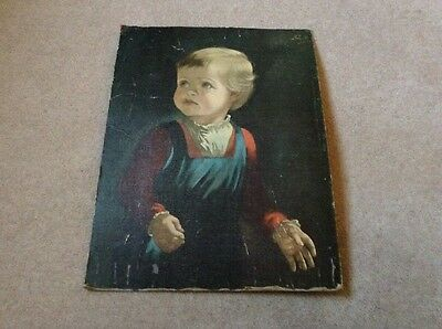 Childhood - Anna Zinkeisen - Large Vintage Retro Print - 1960's - Great Detail