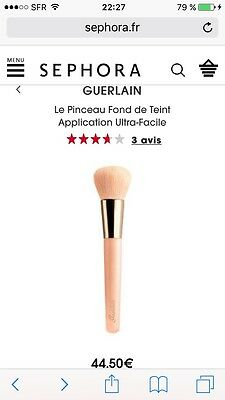 Pinceau maquillage Fond De Teint Comme Neuf