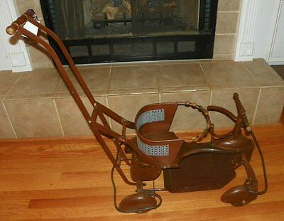 Antique Vintage Retro Completely Restored Taylor Tot Stroller