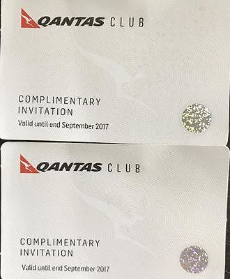 qantas lounge pass