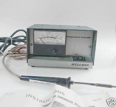 USED For Part or Repair WELLMAN TEMPERATURE CONTROLLER 6A488
