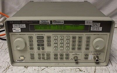 HP 8648B 100 kHz - 2000 MHz Signal Generator Agilent w/ Option 1EA High Output