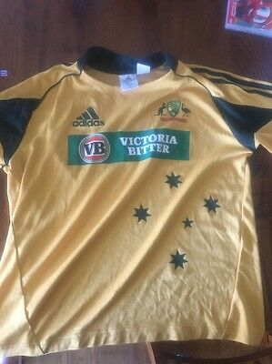 Cricket Australia Shirt Jersey Size XL 2009 Away