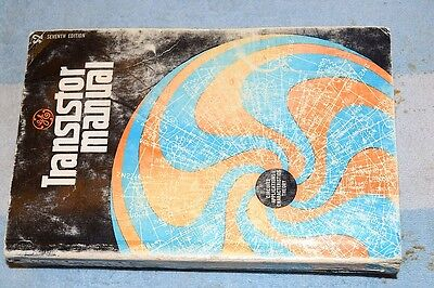 GE G-E GENERAL ELECTRIC TRANSISTOR MANUAL 7th edition 1964