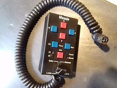 Used Meade Telescope LX5 Hand Controller Paddle