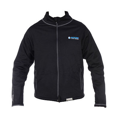 Oxford ChillOut Sport Jacket Advanced Windproof Motorbike Mid Layers All Sizes