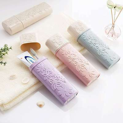 Tooth Brush Case Holder Cover Easy For Home/Family Travel Portable Protective