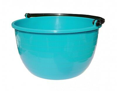 Wash bowl Wash bucket Washtub for Caravan and Camping - robust Handle New