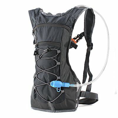Hydration Pack Backpack with 70 oz 2L Water Bladder for Running Hiking Cycling