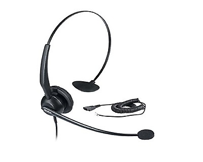 Yealink YHS32 Monoaural wired Headset for IP Phone