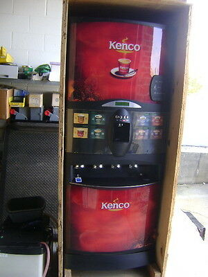 New Kraft M750 Kenco Coffee Vending Machine Flavored Hot Chocolate 8 Selection