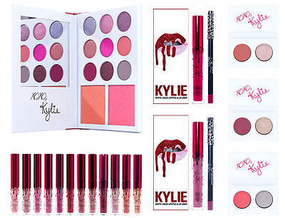 Kylie Cosmetics by Kylie Jenner The Valentine Collection Be Mine 100% Authentic