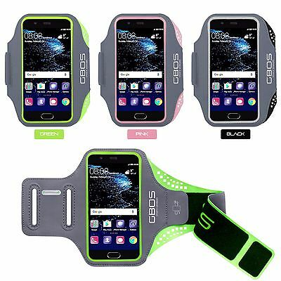 GBOS® Armband For Huawei Mate 9 With Adjustable Gym Running Exercise Case