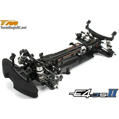 E4Jsii Team Magic 1:10 Touring Chassis Kit