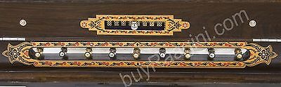 Good Design Harmonium 3 Reed,9 Scale Changer 3¾ Octave Coupler Tuned to A440