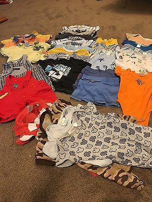 Size 0 Summer Bulk Clothes Boys