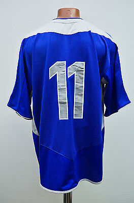 Gnk Dinamo Zagreb 2006/2007 Home Football Shirt Jersey Maglia Umbro Croatia #11