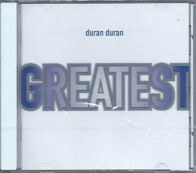 Duran Duran - Greatest - Best Of CD 2011 NEW/SEALED
