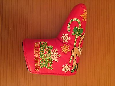 Scotty Cameron Miss Lena Claus Golf Putter Headcover