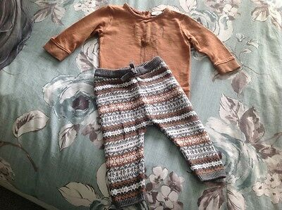 Next baby boys outfit age 3-6 months