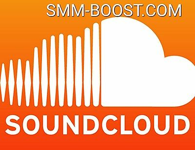 GET 1,000 Soundcloud Followers 100% Safe