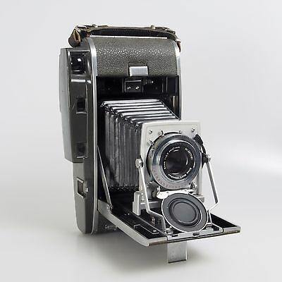# Polaroid 110A Land Camera w/127mm f4.7 Ysarex Lens 988