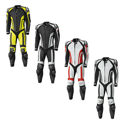 Held Fast Pace Motorcycle One Piece Mens Race-Spec Suit All Colours & Sizes