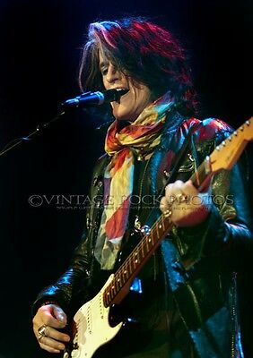 Joe Perry Project Photo 8x12 or 8x10 in '10 UK Live Concert Pro Studio Print s13