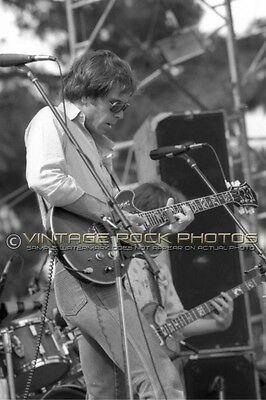 Bob Weir Grateful Dead Photo 8x12 or 8x10 inch 4-'79 San Jose CA Live Concert  7