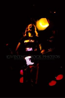 DAVID GILMOUR, PINK FLOYD Photo 8x12 or 8x10 inch Live '77 In The Flesh Tour  89
