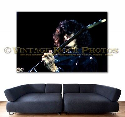 Joe Perry Project 30x40 in Canvas Print Fine Art Gallery Framed Gilcee Photo 3