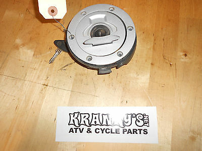 09 Bmw G650Gs G650 Gs Fuel Tank Gas Filler Cap