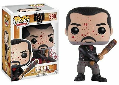 BLOODY NEGAN with Lucille Funko POP! TV The Walking Dead 10cm Figur OVP LIMITED