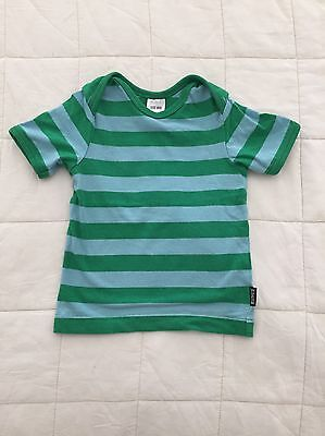 Bonds Striped Baby T-shirt Size 000