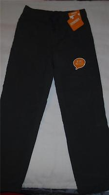 NEW Boys Size 6 Gymboree Pants Dark Gray Fleece Lined Gymster '16 Line $32 NWT