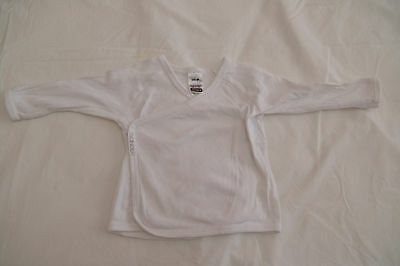 Bonds white cross over top size 00