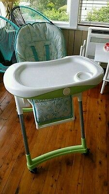 Mothers choice high chair rrp $130