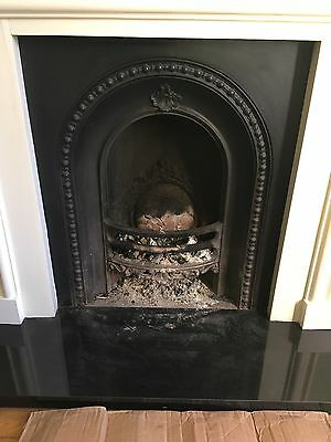 Original Cast Iron Fire Surround