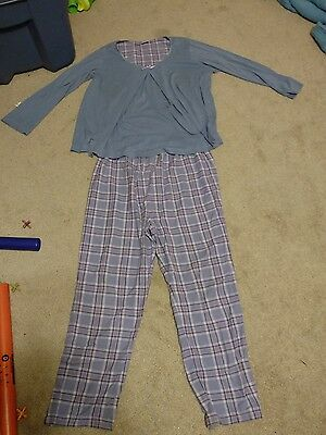 Great Condition! Maternity/Nursing Pajama Set