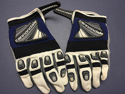 Cannondale Full Finger Padded Cycling Gloves SMALL Gear Save Padding S