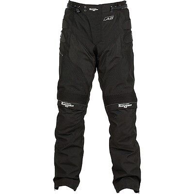 Furygan Duke Black Mens Moto Motorcycle Motorbike Travelling Trouser All Sizes