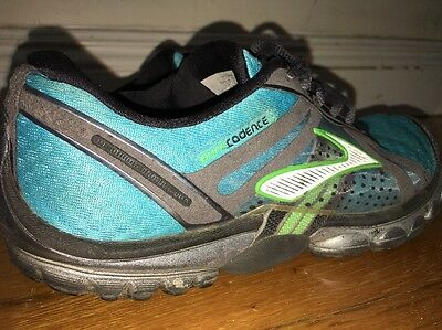 Women's Running Shoes Size 8.5 Brooks Pure Codence