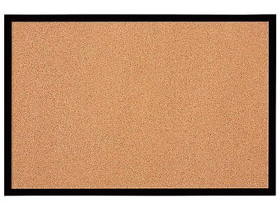 Bulletin Board Cork Vision Pinboard Reminder Office Business Notice Note Oak.