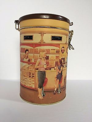 Tim Horton's Collectible Limited Edition Coffee Canister  #001 - Gathering Place