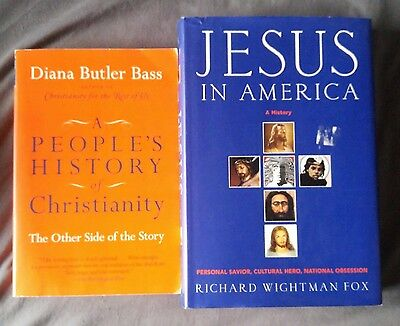 People's History of Christianity and Jesus in America