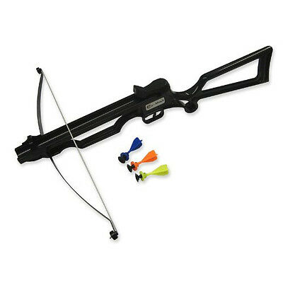 Toy Crossbow - fun toy with 3 safety sucker darts