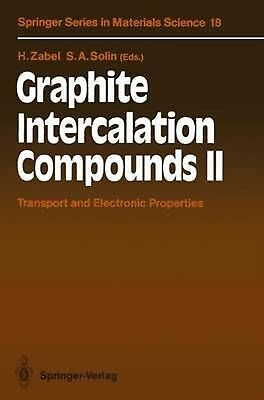 Graphite Intercalation Compounds II: Transport and Electronic Properties (Englis