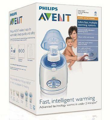 * Philips Avent * Digital Bottle And Baby Food Warmer * Excellent Condition *