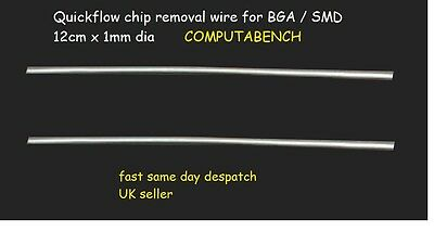 1X Chipflow Solder Stick (Low Melting Point Soldering Aid) Remove Bga Ics Easily