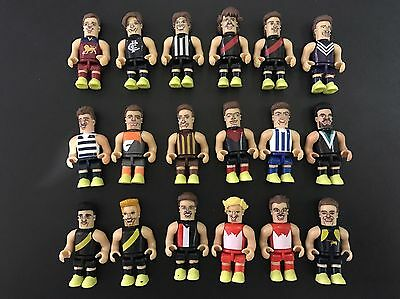 2016 AFL Micro Figures - Young Stars set